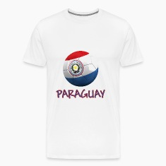 Team Paraguay FIFA World Cup T-Shirts
