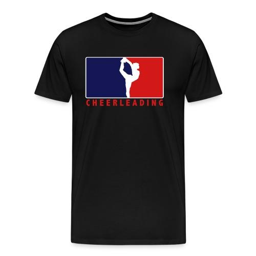 CHEERLEADER - Men's Premium T-Shirt