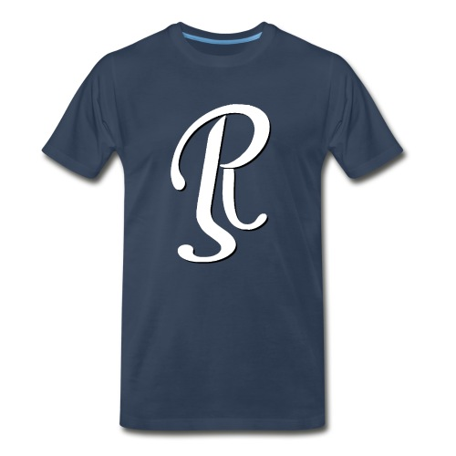 'R' Logo Tee - Choice of colors - Men's Premium T-Shirt