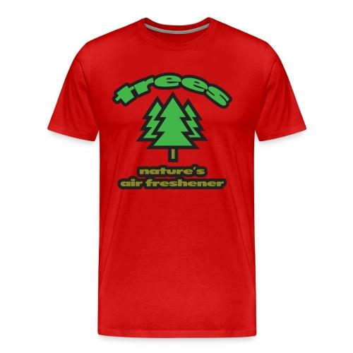 Natures Air Freshener Heavyweight T-Shirt - Men's Premium T-Shirt