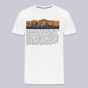 I am San Diego - Men's Premium T-Shirt
