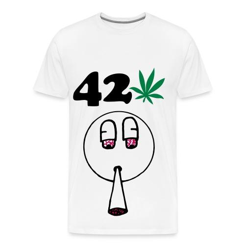 420 ! - Men's Premium T-Shirt