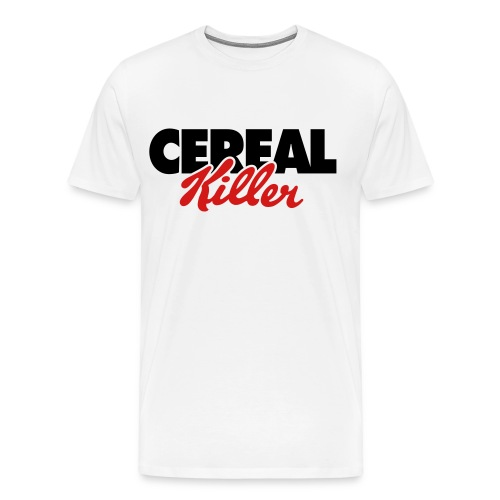 Mens - Cereal Killer - Men's Premium T-Shirt