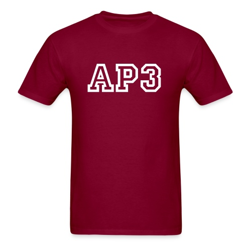 AP3 - for people who don't want my face - Men's T-Shirt