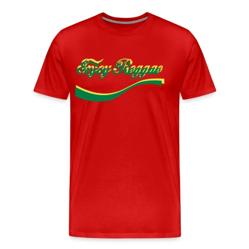 Enjoy reggae shirt - Men's Premium T-Shirt