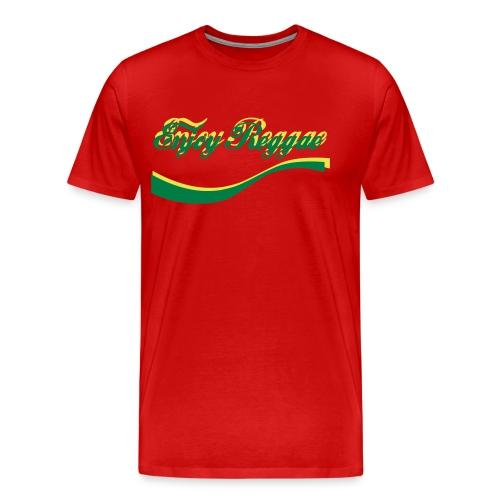 Enjoy reggae shirt - Men's Premium T-Shirt