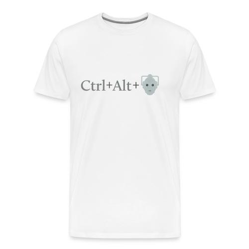 Ctrl Alt Delete - Men's Premium T-Shirt