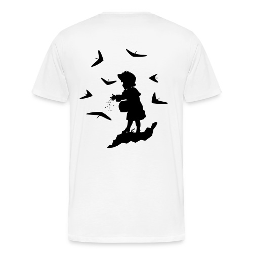 HG - FEEDING WINGS - Men's Premium T-Shirt
