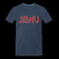 T-Shirts ~ Men's Premium T-Shirt ~ JMFBJ - Men's Heavyweight