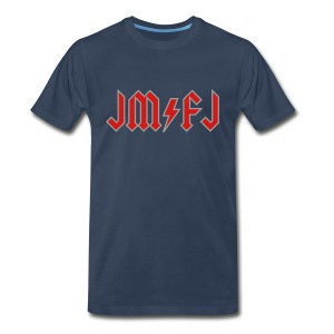 JMFBJ - Men's Heavyweight - Men's Premium T-Shirt