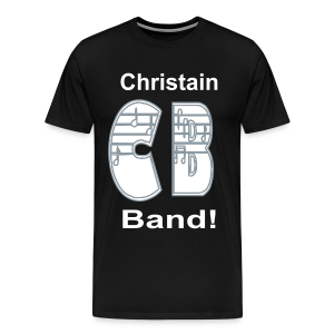Christain Band - Men's Premium T-Shirt