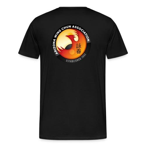 AWCA Training Tshirt - Technician Level 1 - Men's Premium T-Shirt