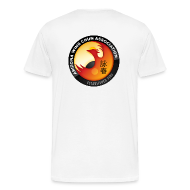 T-Shirts ~ Men's Premium T-Shirt ~ AWCA Training Tshirt - Student, Male