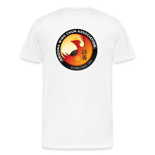 AWCA Training Tshirt - Student, Male - Men's Premium T-Shirt