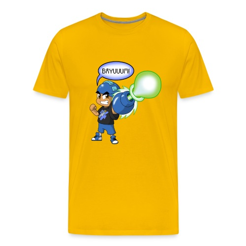 Mega Dashie T-Shirt! (Choose any color!) - Men's Premium T-Shirt