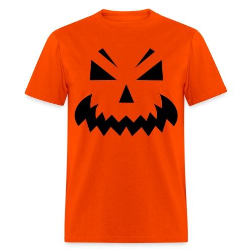 Jack-O-Lantern #1 - Men's T-Shirt