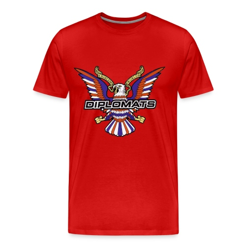 Diplomats - Men's Premium T-Shirt