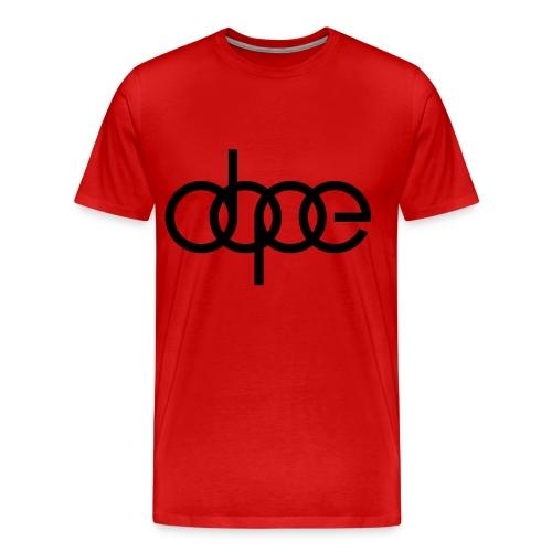 The Gangster - Men's Premium T-Shirt