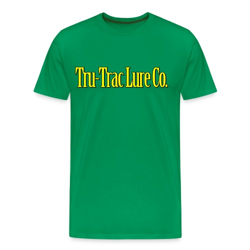 Tru-Trac 3XL T-Shirt - Men's Premium T-Shirt