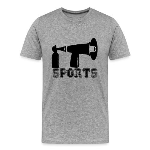 Sports! - Men's Premium T-Shirt