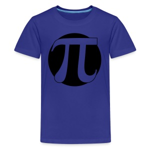 Pi Math Shirt Pi Day T-Shirt - Kids' Premium T-Shirt