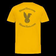 T-Shirts ~ Men's Premium T-Shirt ~ LOL Smiley Face – Mens T-Shirt