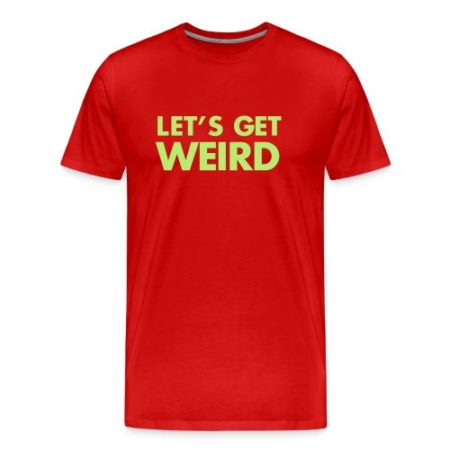 nice wear - Men's Premium T-Shirt