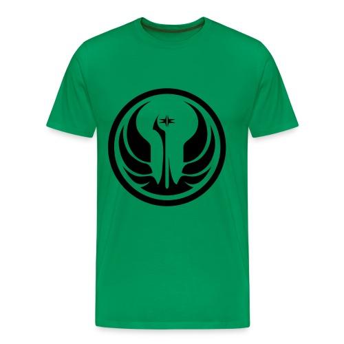 St. Patrick's Day Star Wars T-Shirt - Men's Premium T-Shirt