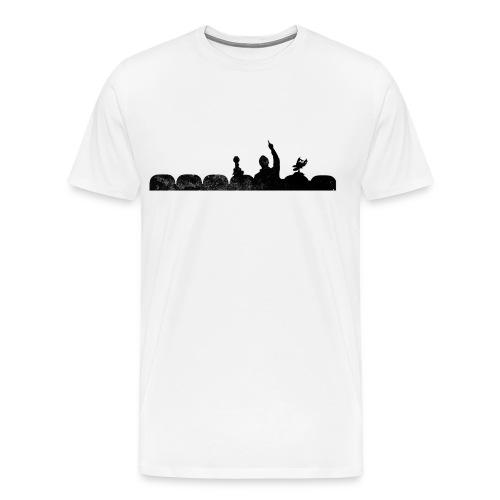 Men's Premium T-Shirt - theater,science,mystery,mst3k,3000