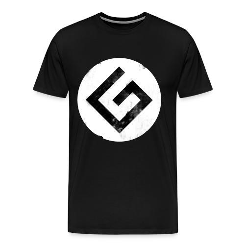 GRAMMAR NAZI - Men's Premium T-Shirt