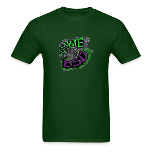 Zombie XS650 - Men's T-Shirt