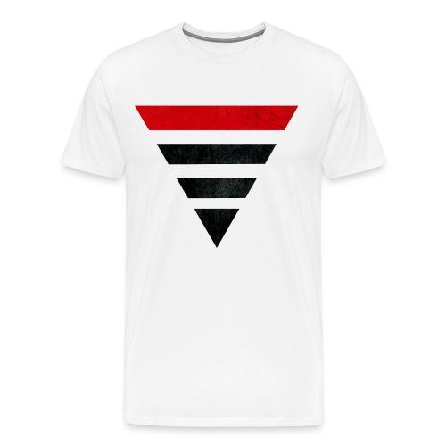 KONY 2012 Pyramid - Men's Premium T-Shirt
