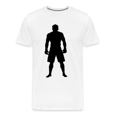 MMA Fighter HD VECTOR T-Shirts