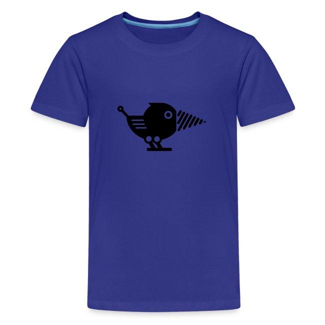 Black Drillbot - Pick your shirt color!
