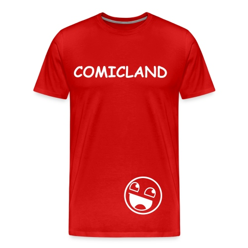 Comicland official shirt - Men's Premium T-Shirt