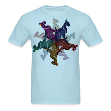 CATS EGYPTIAN T-Shirts