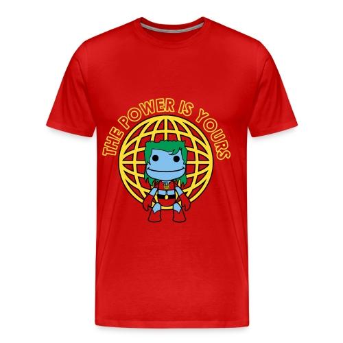 Little Captain Big Planet - Men's Premium T-Shirt