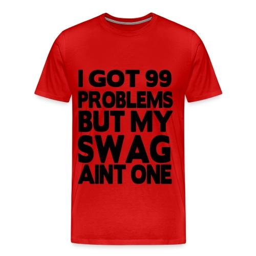 Problem? - Men's Premium T-Shirt