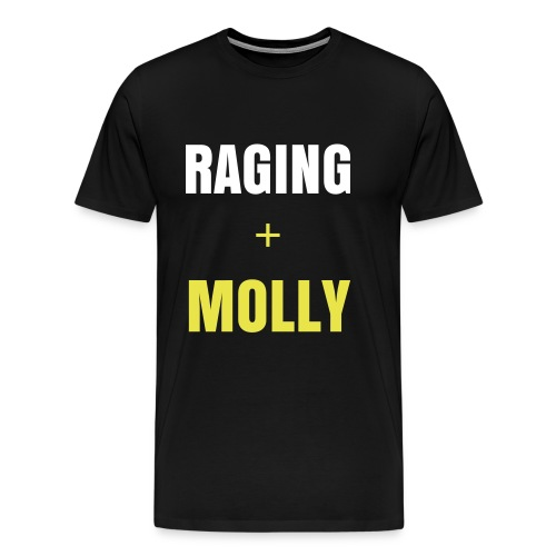 Raging Molly - Men's Premium T-Shirt