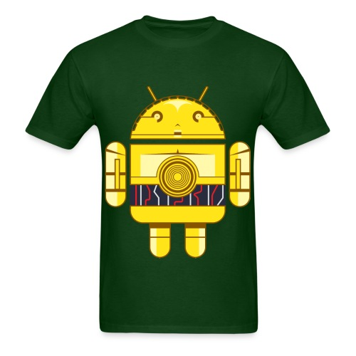 C3PO Android - Men's T-Shirt
