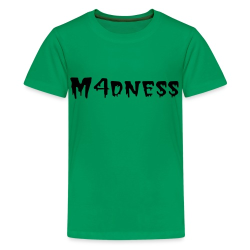 Kids M4dness Shirt - Kids' Premium T-Shirt