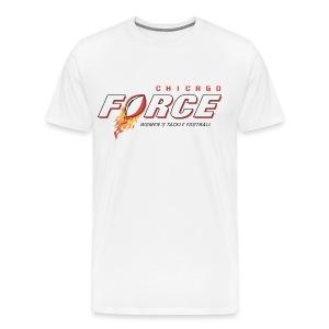 T-shirt - Force logo - color - Men's Premium T-Shirt