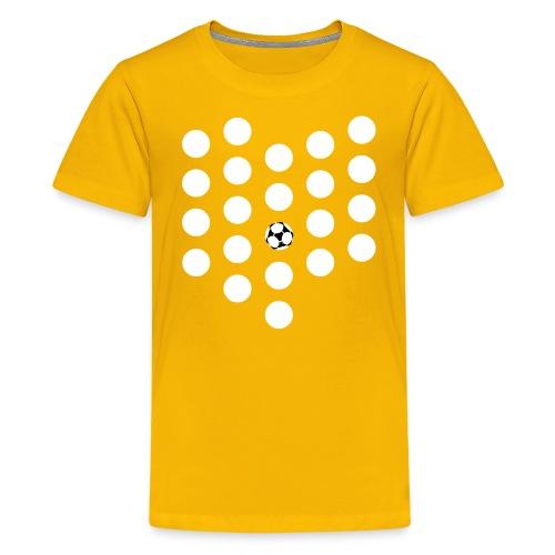 Columbus Soccer Shirt - Ladies - Kids' Premium T-Shirt