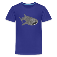 Kids' Shirts ~ Kids' Premium T-Shirt ~ animal t-shirt whale shark fish dive diver diving endangered species