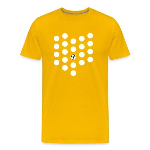 Columbus Soccer Shirt - Unisex - Men's Premium T-Shirt