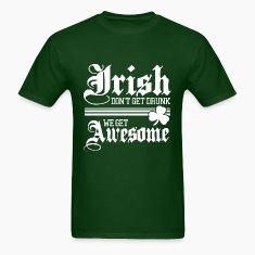 Irish Get Awesome!