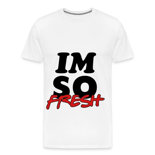 Yes You Are! - Men's Premium T-Shirt