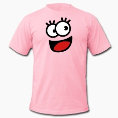funnyface T-Shirts