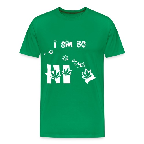 So HI - Men's Premium T-Shirt