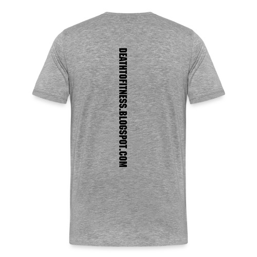 Word to Live By Tee - Men's Premium T-Shirt